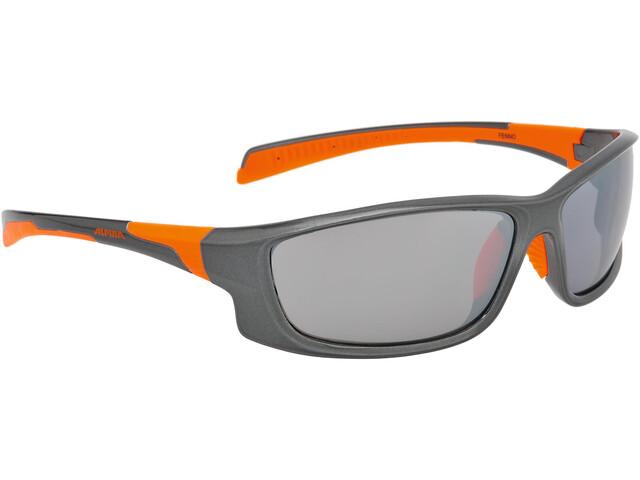 Alpina Fenno Glasses tin-orange